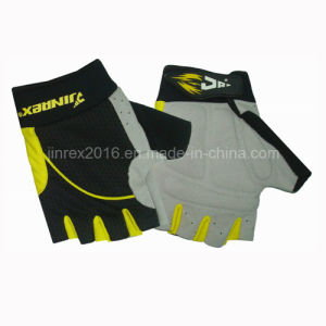 Half Finger Cycling Sports Bike Padding Bicycle Glove pictures & photos