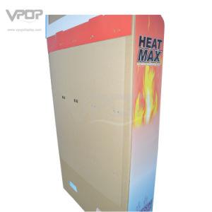 Heat Max Socks POS Floor Display Hook Style pictures & photos