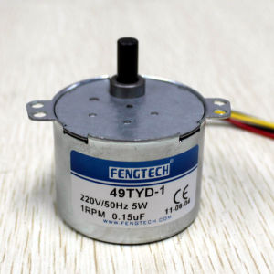 AC Synchronous Motor (49TYD-1)