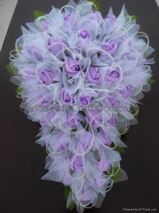 Ready Made Bridal Rose Bouquet (PDAF-BF004)