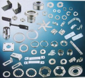 Customized Metal Stamping Parts (Factory) pictures & photos