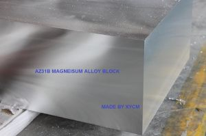 Magnesium Alloy Slab