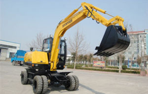 6 Ton Chinese Excavator Prices (HTL65-8) pictures & photos