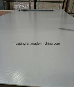 White Melamine Plywood for Furniture pictures & photos