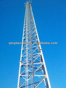 3 Leg Lattice Telecom Tower/Tubular Tower/Angular Tower