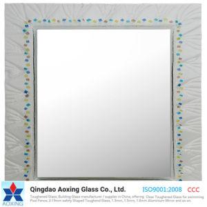 Float Silver Mirror/Aluminium Mirror for Building Mirror pictures & photos