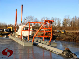 Sand Dredger for Sale pictures & photos