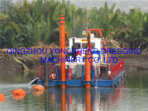 Cutter Suction Dredger with Capacity 3000m3/H