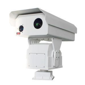5km Visible Infrared 4km Thermal Imaging HD PTZ CCTV Camera pictures & photos