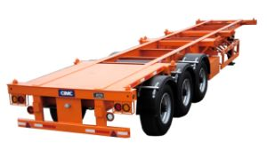 Container Semitrailer pictures & photos