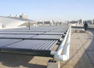 58*1800 mm Non Pressurized Solar Collector pictures & photos