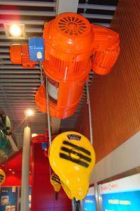 Electric Hoist 1 pictures & photos