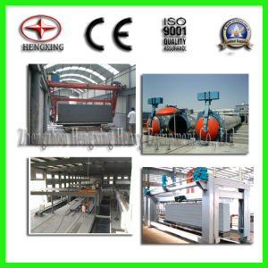 20000-300000m3/Y AAC Block Making Plant From Hengxing Company pictures & photos