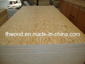 Larch Plywood for Korean Market