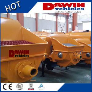 High Quality Diesel Electric Concrete Pump Manufacture China Factory pictures & photos