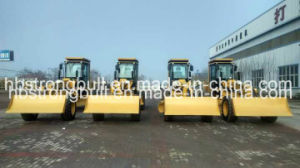 Mini Motor Grader for Sale Py9130 with Ripper pictures & photos