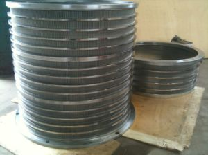 Conical Drilled Screen Basket