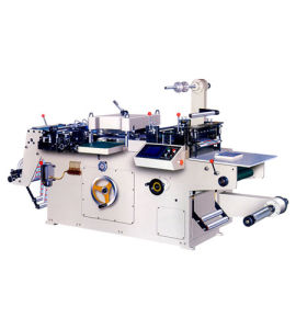 Full-Automatic Adhesive Tape Die Cutter with Roll-Roll Continuous Free pictures & photos