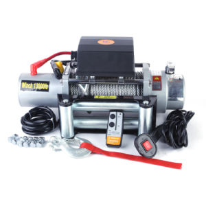 13000lb Truck Electric Winches with Full Steel Gears (SC13.0X) pictures & photos
