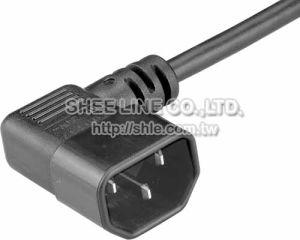 Power Cord - Us & Canadian Standard (SL-30(IEC 320 C14))