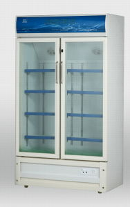 Upright Refrigerated Showcase (LSC-588) pictures & photos