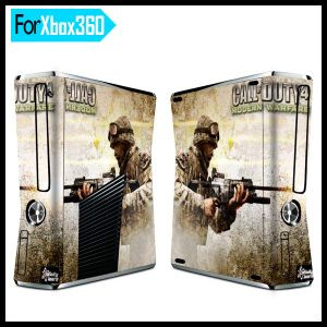 Skin Sticker for xBox 360 Slim Console and Controller pictures & photos
