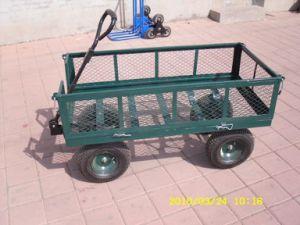 Garden Cart (with four wheels)