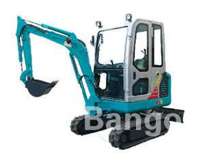 Earthwork Machinery - Mini-Excavator (BJE15/17)