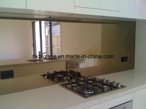 Mirror Glass Splash Back pictures & photos