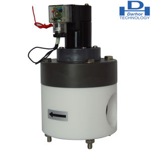 Anti-Corrosive for Chemical PTFE Solenoid Valve