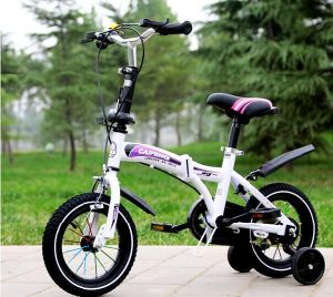 High Quality Kids Folding Bike pictures & photos