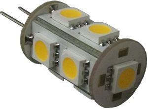 G4 LED Bulb 9SMD 10-30VDC, Tower