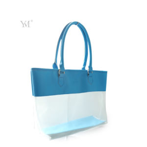 Promotional New Fashion Mesh Lady Handbag pictures & photos