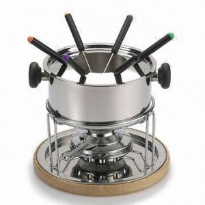 Stainless Steel Fondue (BL-60)