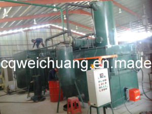 Hcy Black Car Oil Filteration Distillation Machine