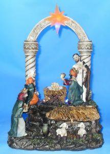 LED Nativity (181-13415)
