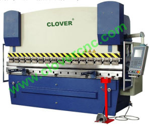 CNC Hydraulic Press Brake Metal Plate Bending Machine (CLPB-ED 63T/2500mm)