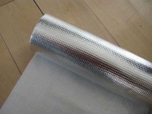 Aluminum Foil Mesh Cloth / Mesh Firberglass Fabric pictures & photos