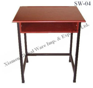 School Desk (school furniture SW-04)