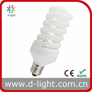 Full Spiral Compact Fluorescent Bulb/CFL/ESL pictures & photos