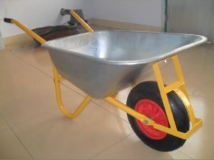 Africa Market Zinc Tray for Wheel Barrow (WB6421) pictures & photos