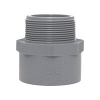 PVC Pressure Pipe Fittings with Solvent Joint DIN Standard pictures & photos