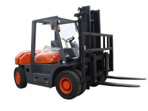6t China Isuzu Diesel Engine with Ce Certificate Forklift Truck pictures & photos