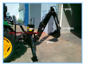 3 Point Hitch Backhoe (LW-6/LW-7/LW-8) pictures & photos
