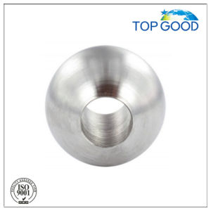 Stainless Steel Solid Ball with Through Hole pictures & photos