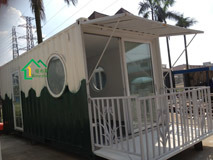 Eco-Friendly Mobile Prefab Container House/ Modified Container House/Cheap Prefab Container Cabin