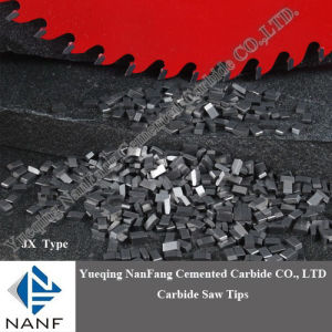 Tungsten Carbide Saw Tips for Circle Saw Blade