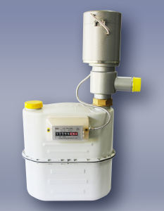 Industrial Prepaid Gas Meter Zg 10 (S)