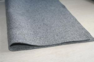 Grey Nonwoven Geotextile Fabric (LY-01)