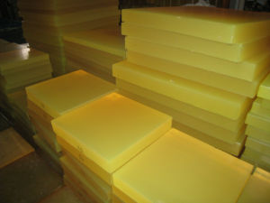 Polyurethane Sheet, PU Sheet with 100% Polyether Material pictures & photos